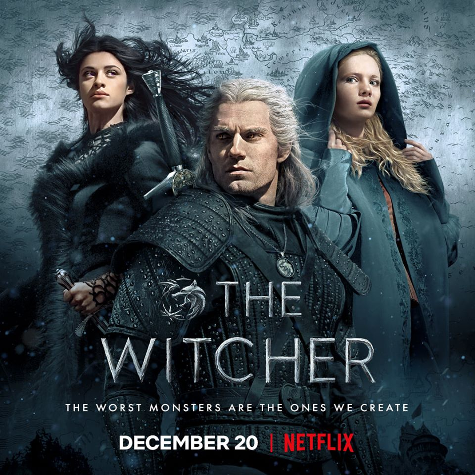 The Witcher: Review 1ης Season (Xωρίς Spoilers)