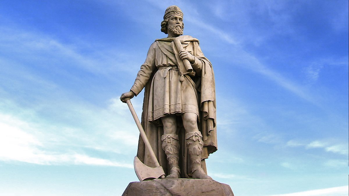 BBC Four - King Alfred and the Anglo Saxons, Alfred of Wessex